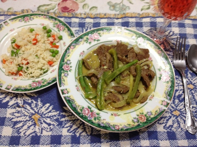 Easy-and-Simple-Beef-Stir-Fry-with-Coconut-Milk