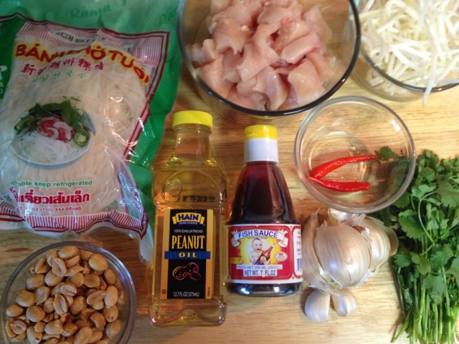 ingredients-for-Pad-Thai-Noodles-with-Chicken