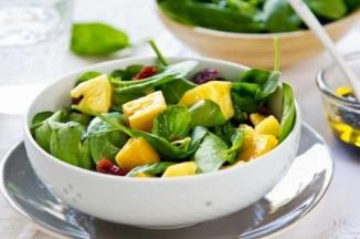 Salad with a Citrus Vinaigrette