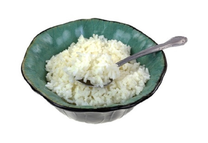 Say Good-bye to Soggy Rice