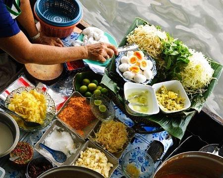 Amazing Ways Food is used in Thai Recipes