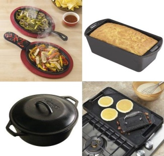 Beyond Skillets 4 Must Have Cast Iron Cookware Pieces