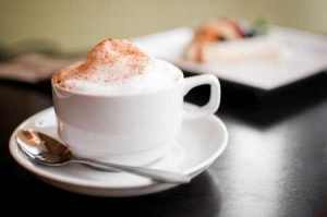 Cappuccino with Frothed Milk