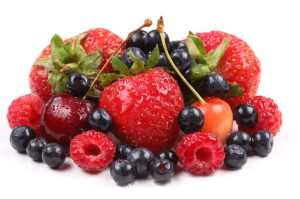 Berries food as medicine