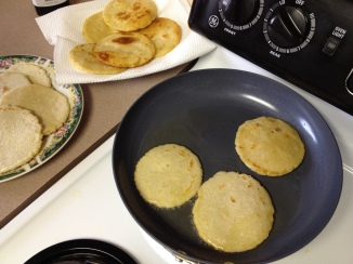cooking sopes in avocado oil