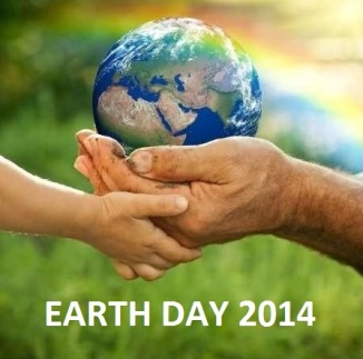 Earth Day 2014 - Teaching Kids to Respect Our World and the Environment