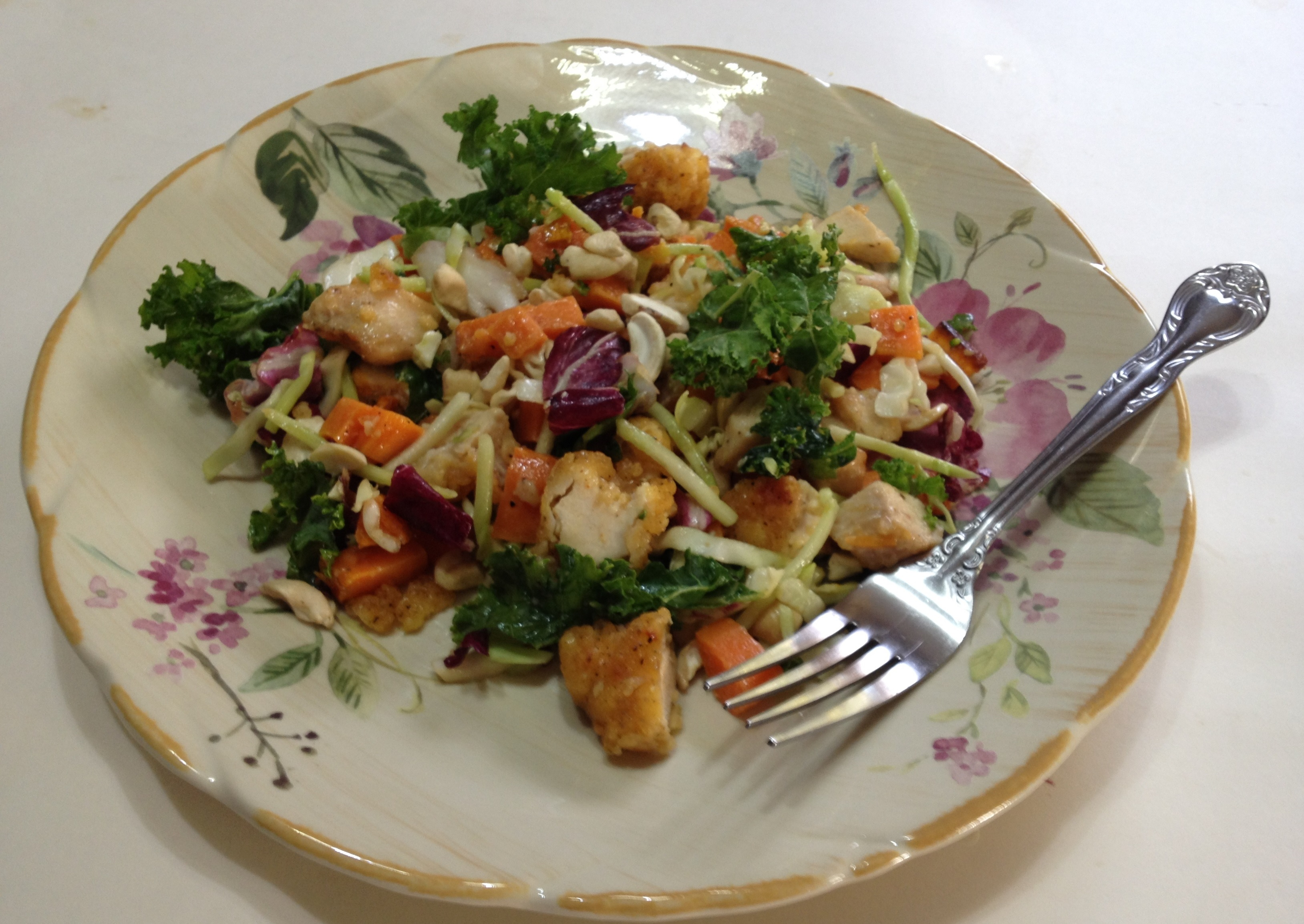 Leafy Green Salads as a Main Course | Splendid Recipes and More