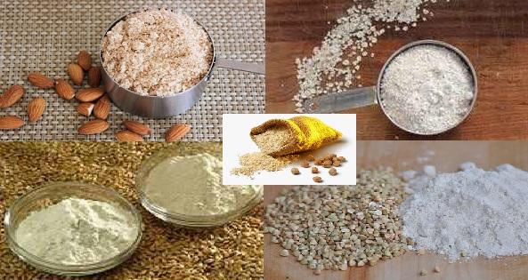Healthy White Flour Substitutes