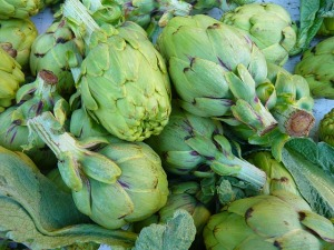 artichokes- vegetables- peppers - Bell peppers - Vegetables - Natures Perfect Food