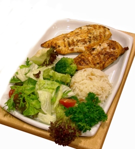chicken-breast-meal -Healthy Ways To Cook Chicken with Marinades