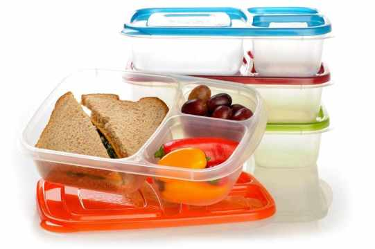 Heart Healthy Lunch Ideas - Lunch Box