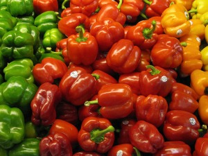 Bell peppers - Vegetables - Natures Perfect Food