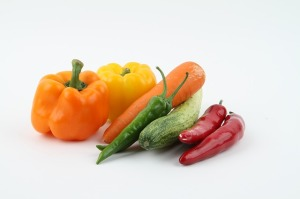 peppers - Bell peppers - Vegetables - Natures Perfect Food