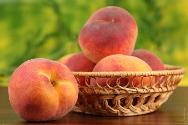 Peaches are a Delight