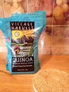 Quinoa wheat free alternative