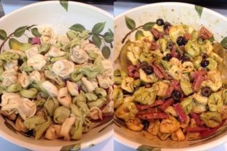 adding Tortellini