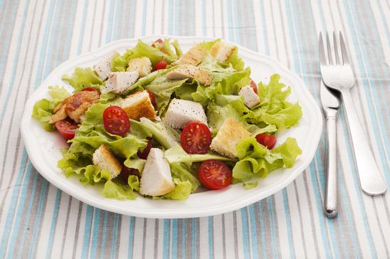 Enjoying the New Main Dish Salads