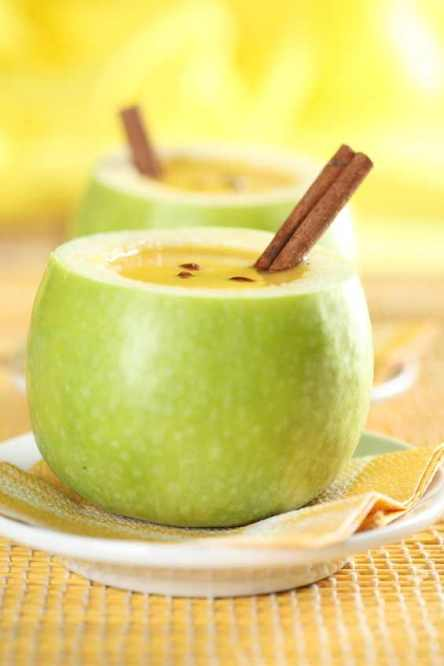 Green Apple Cider Cups