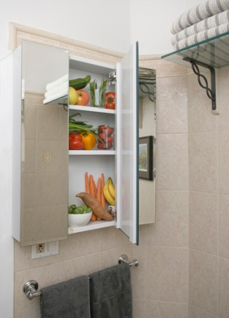 Improve Your Health in the Kitchen Not the Medicine Cabinet
