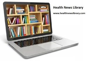 Logo Health News Library