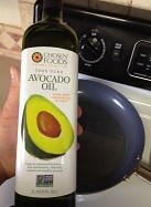 avocado oil for Asian cooking - Thai Chicken with Holy Basil