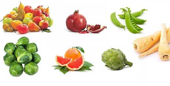 Fall winter produce
