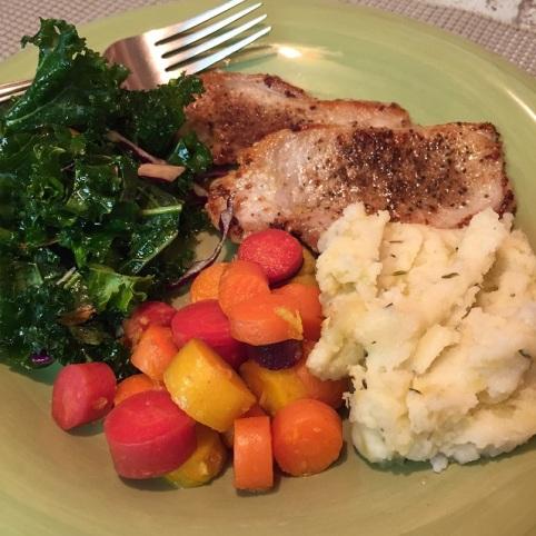 Preparing a Natural All Organic Meal - header image