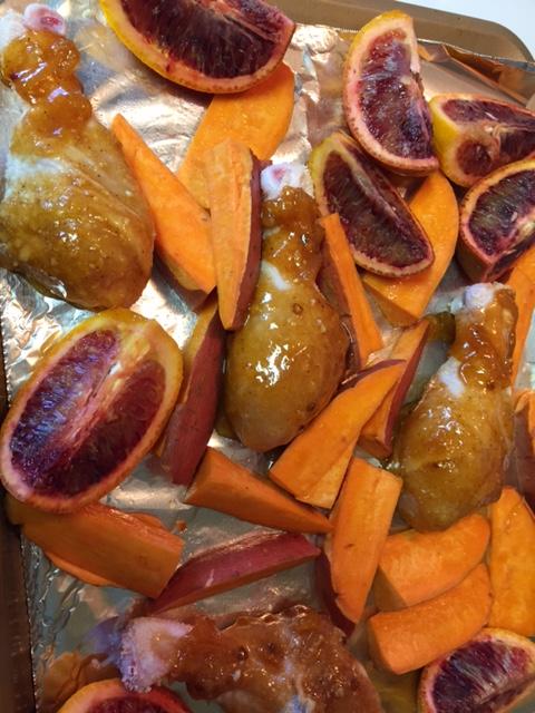 Ginger Orange Chipotle Chicken - Ready to Roast