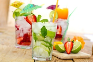 Summer Drinks - using Mojito