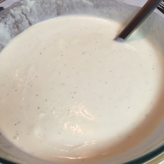 Greek Cucumber Yogurt Sauce