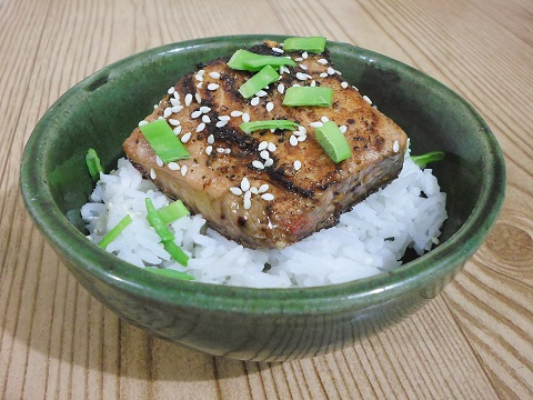Coconut Salmon