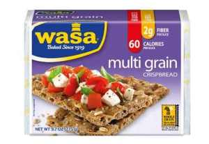 multigrain Wasa crackers
