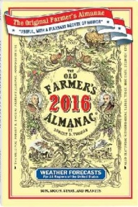 Old Farmers 2016 Almanac