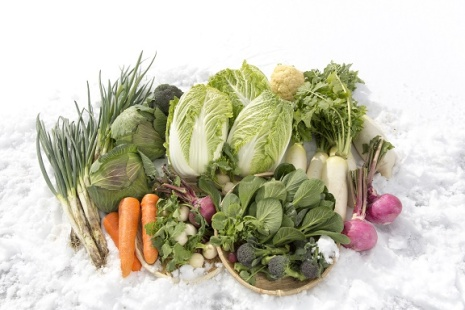 Enjoy Warm and Tasty Winter Vegetables