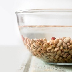 soaking deied beans - How To Cook Dried Beans