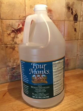 What Would We Do Without Vinegar? - white distilled vinegar