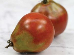 Japanese Black Trifele Tomato