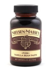 Pure Madagascar Vanilla Bean Paste