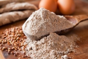 Buckwheat flour wheat free alternative