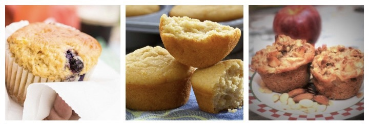 Official  state muffins